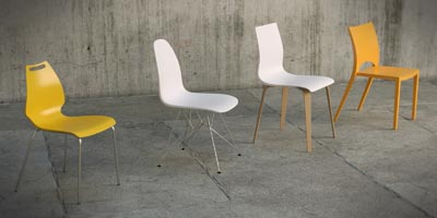 Pavel Zoch pzdm - chairs visualization 3D