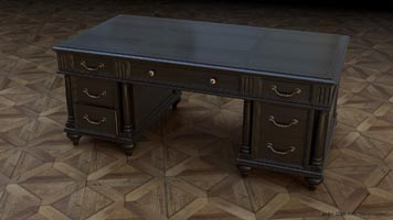 Pavel Zoch pzdm - desk visualization 3D