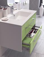 Pavel Zoch pzdm - Bathroom furniture Ibiza 3D